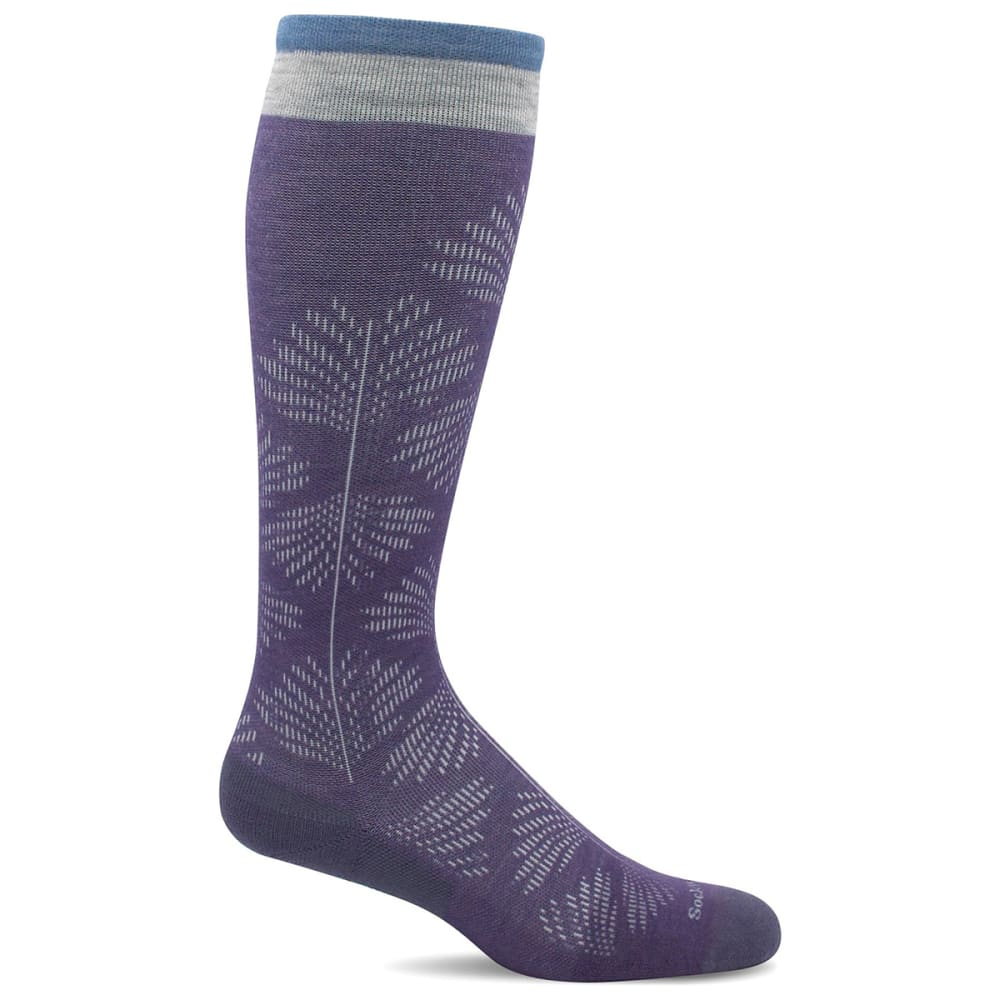 SOCKWELL Women's Floral Compression Socks S/M