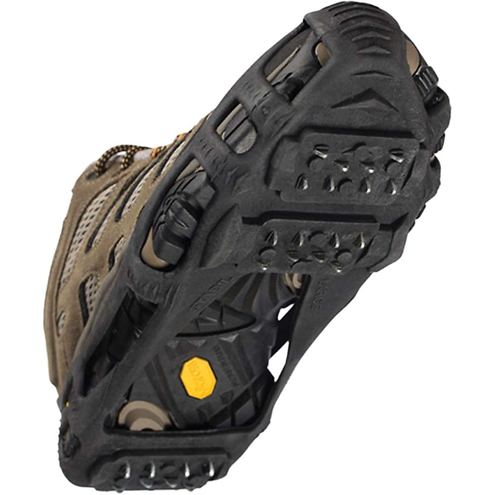 STABIL STABILicers Walk Traction Ice Cleats - BLACK