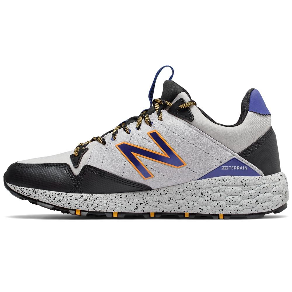 NEW BALANCE Men's Fresh Foam Crag Trail Running Shoes - SAND-LM1