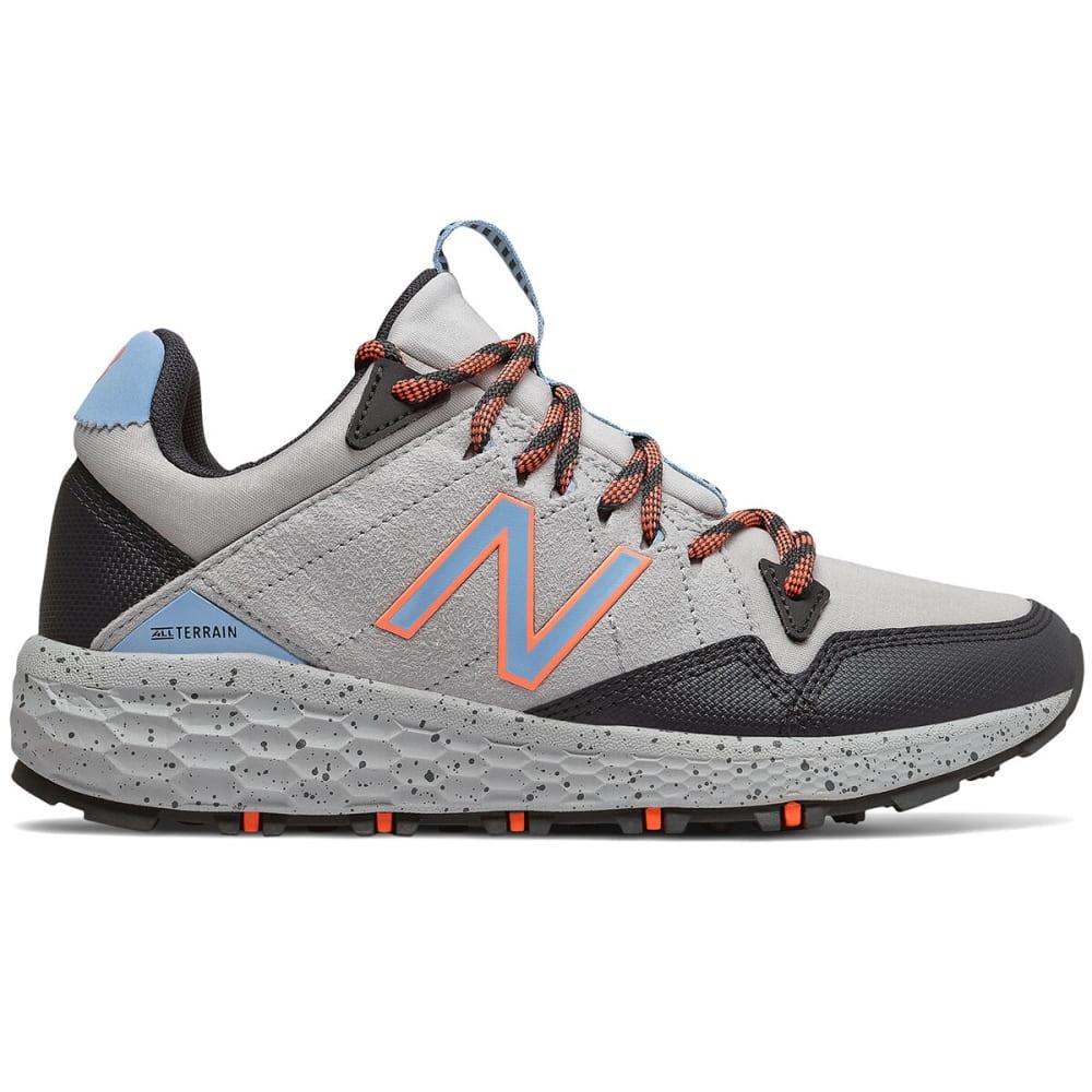 NEW BALANCE Women's Fresh Foam Crag Trail Running Shoes - SAND-LG1