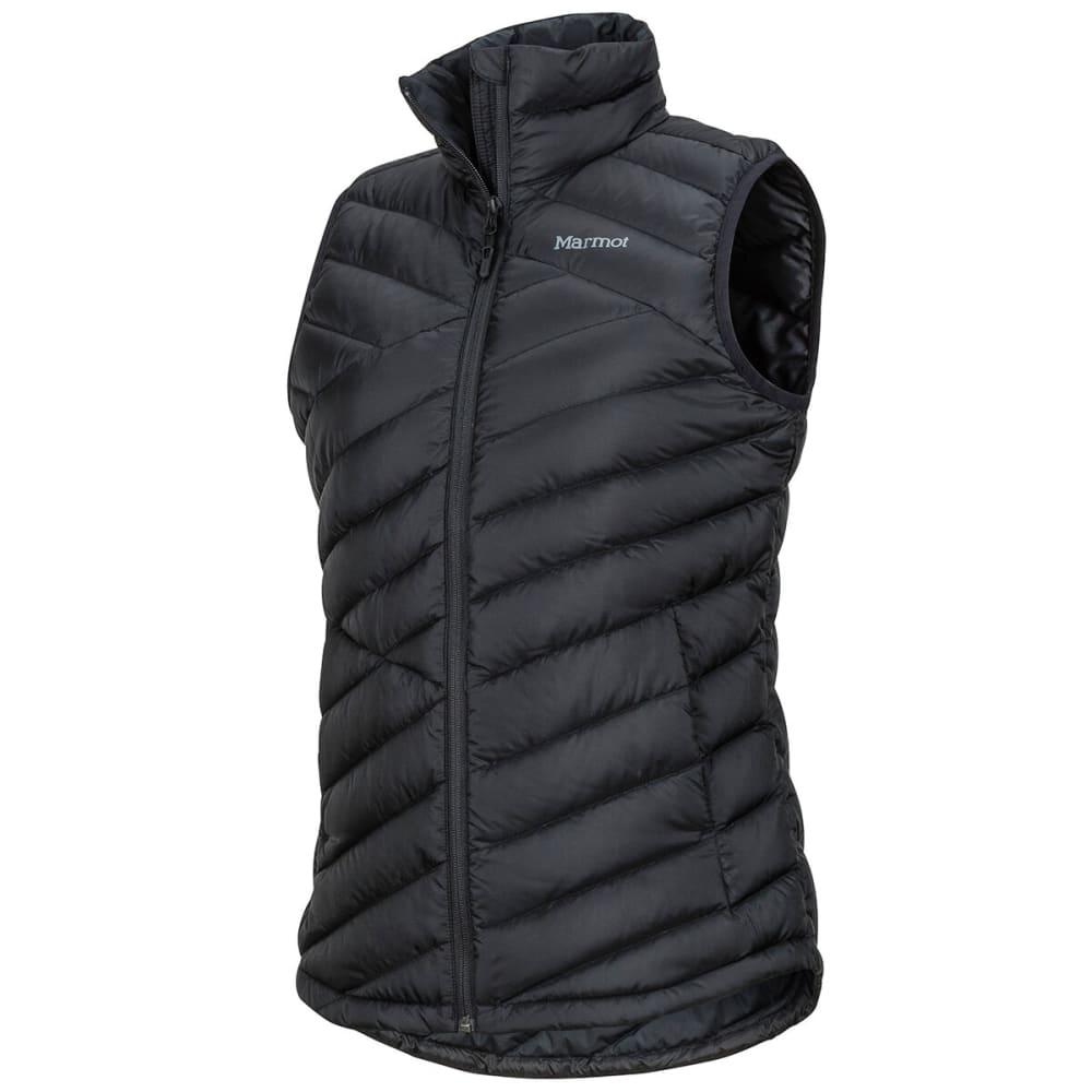 MARMOT Women's Highlander Vest - BLACK 001