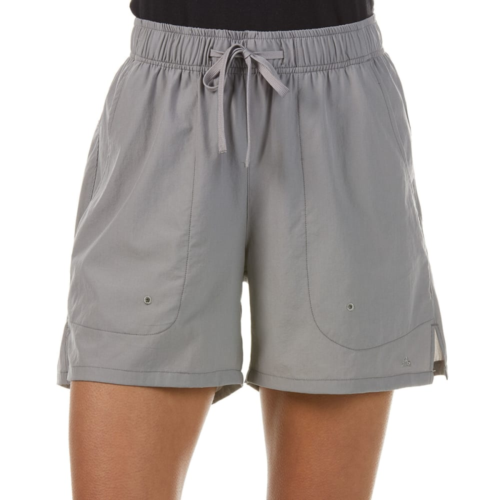EMS Women's River Shorts - SILVER FILIGREE