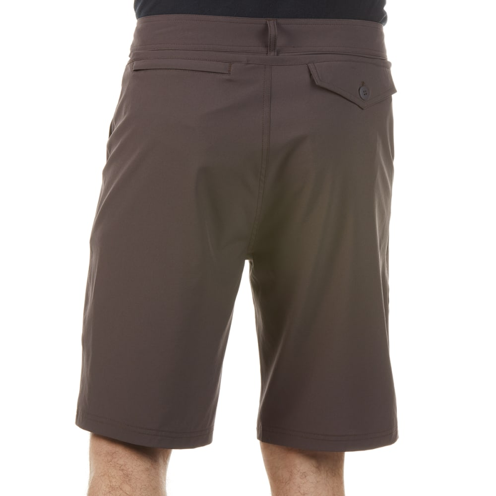 EMS Men's Journey Hybrid Shorts - SHALE