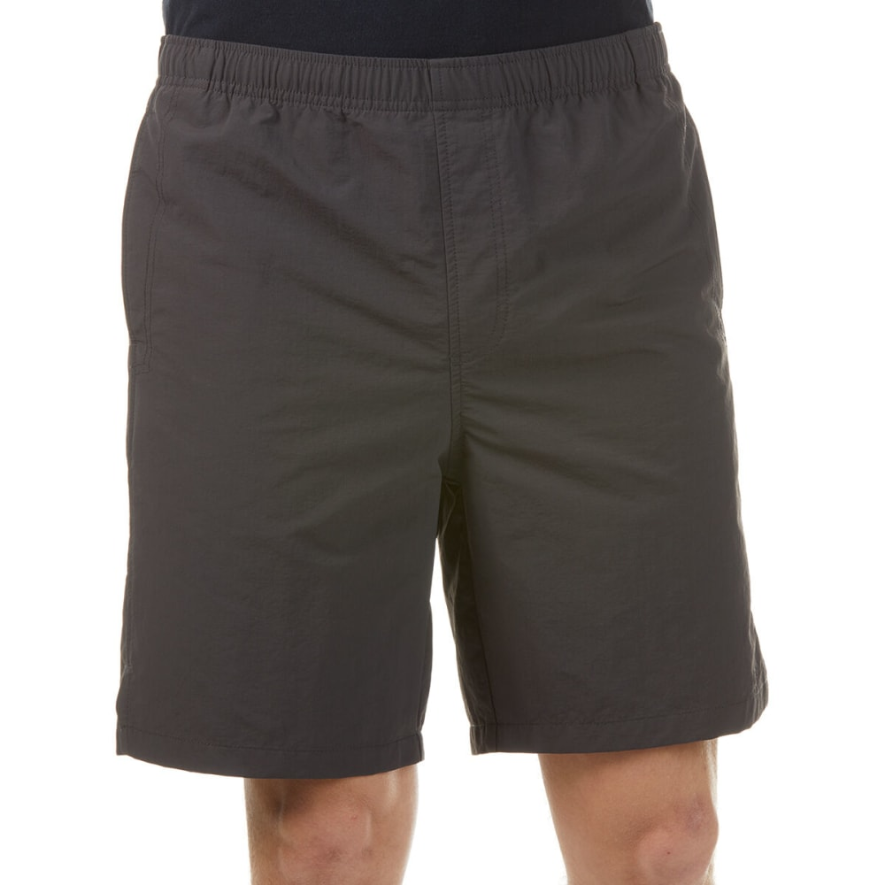 EMS Men's Core Water Shorts - BROWN OBSIDIAN