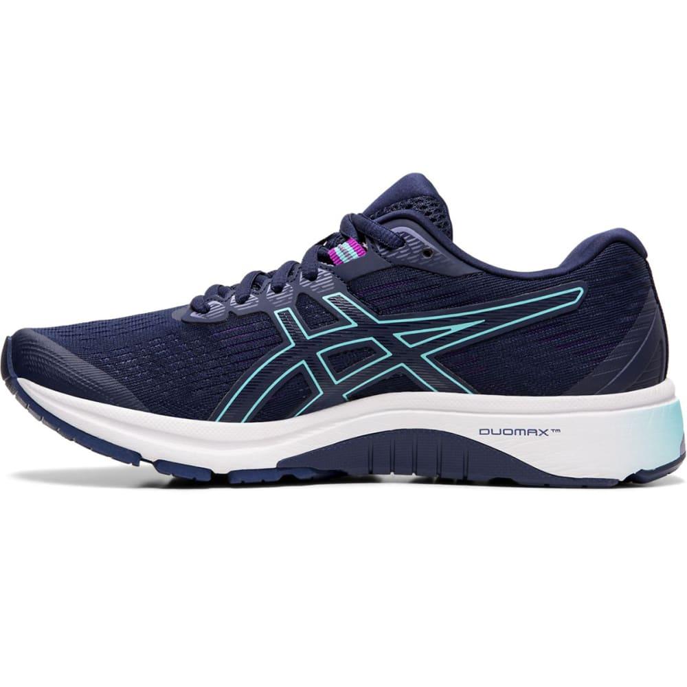 ASICS Women's GT-1000 8 Running Shoe - 401-PEACOAT MINT