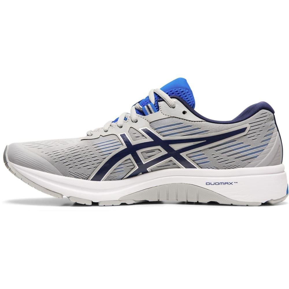 ASICS Men's GT 1000 8 4E Running Shoes - GREY/PEACOAT-020