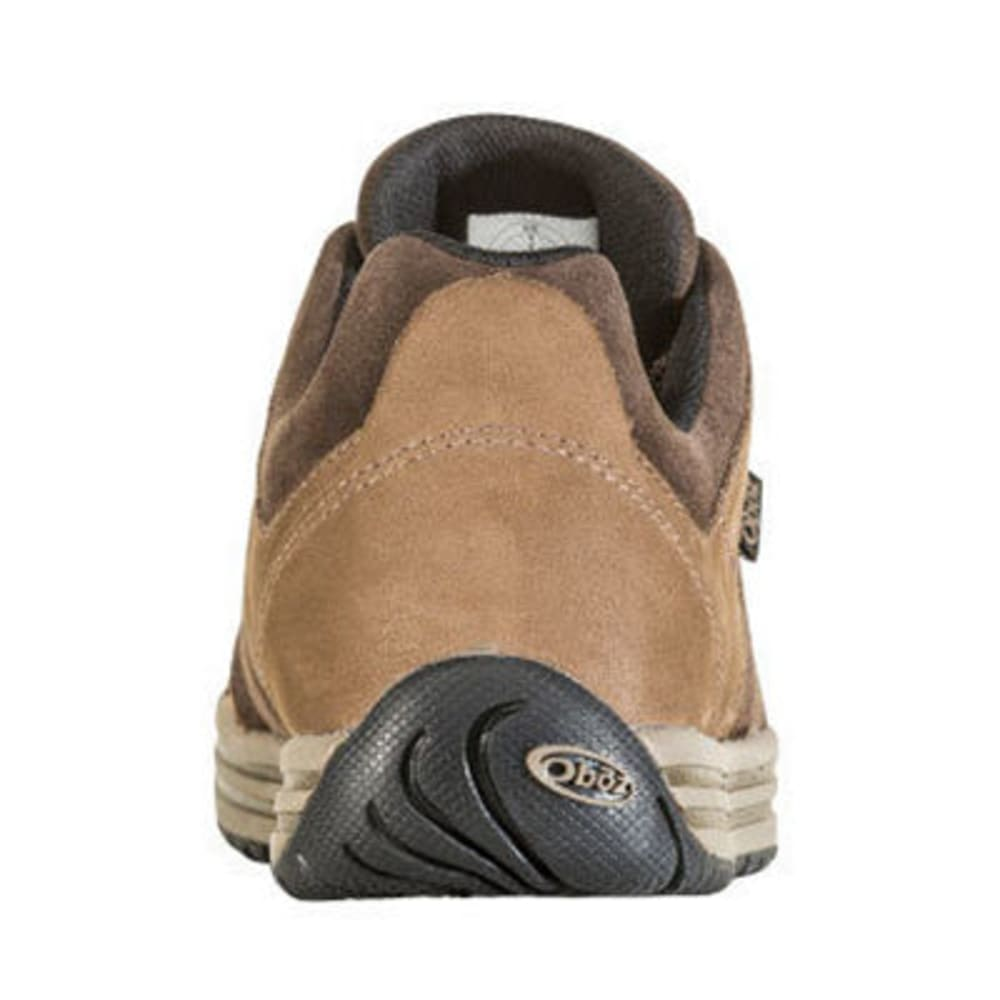 OBOZ Men's Missoula Low Shoe - WALNUT