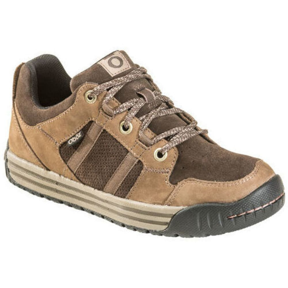 OBOZ Men's Missoula Low Shoe 8