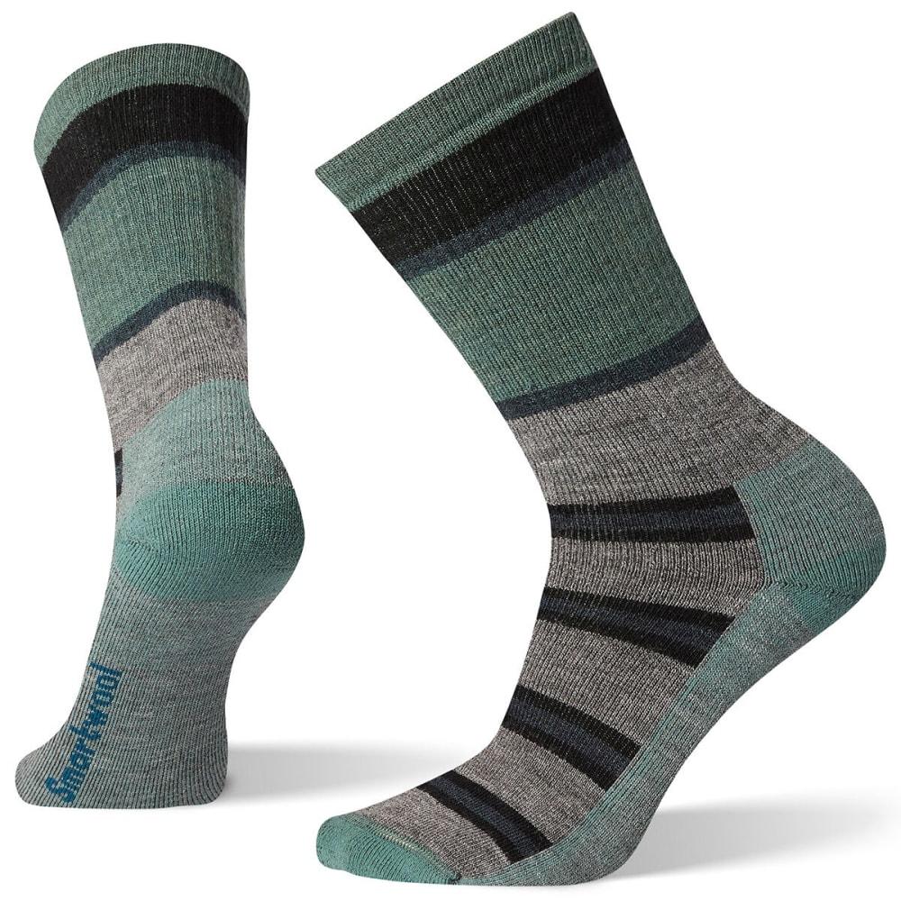 SMARTWOOL Men's Hike Crew Socks - MED GREY - 052