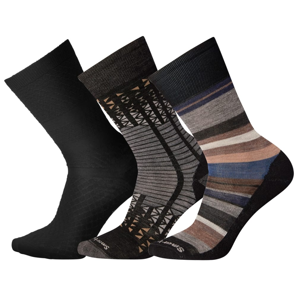 SMARTWOOL Men's Trio 1 Socks L