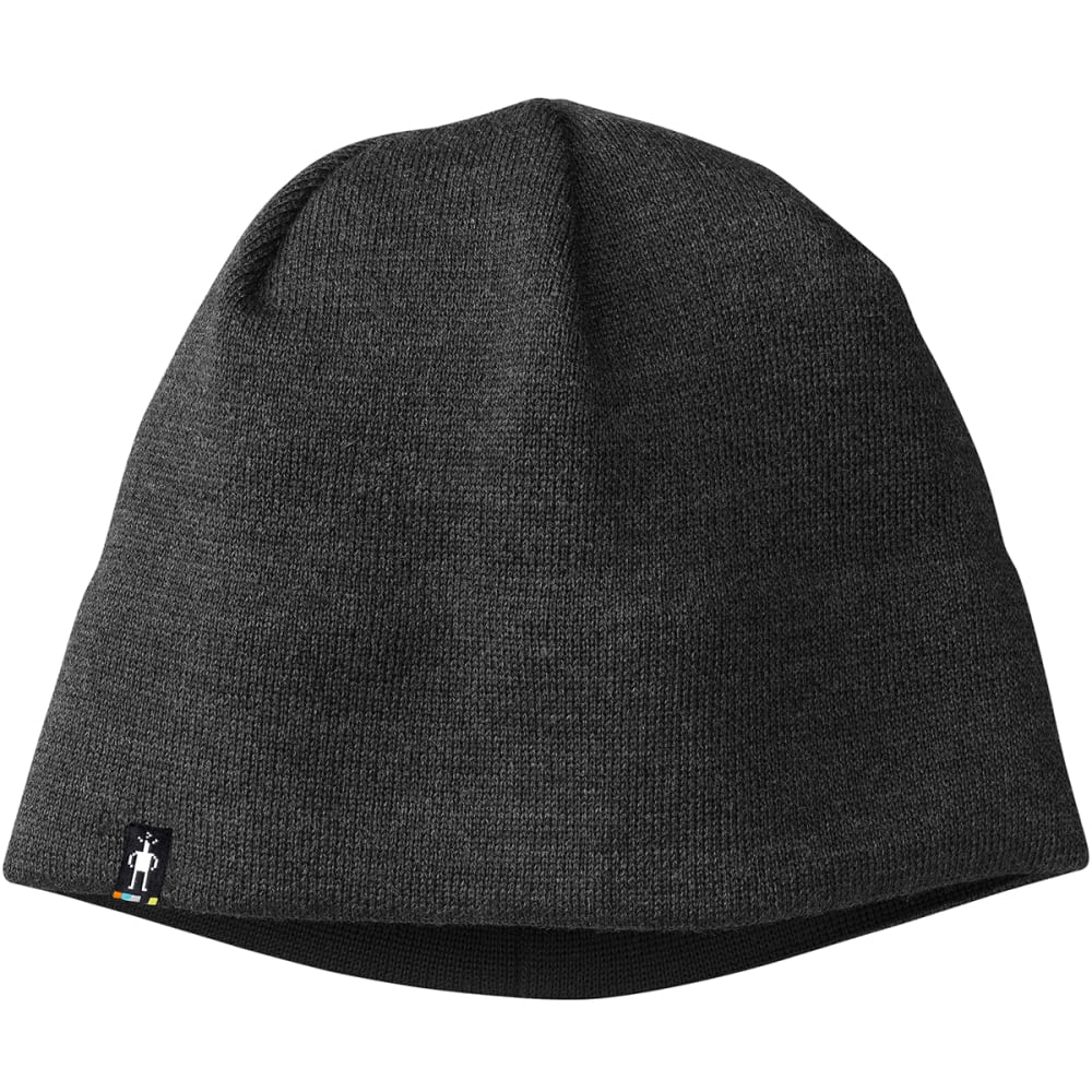 SMARTWOOL Men's The Lid Hat - 010-CHARCOAL HEATHER