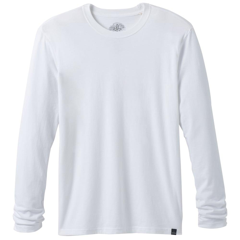PRANA Men's Long-Sleeve Crew Shirt S