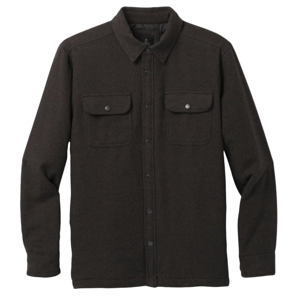 PRANA Men's Dock Flannel Jacket XL