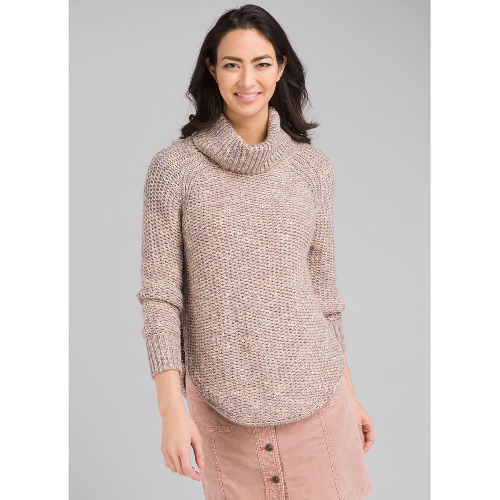 PRANA Women's Calliso Sweater - OATMEAL