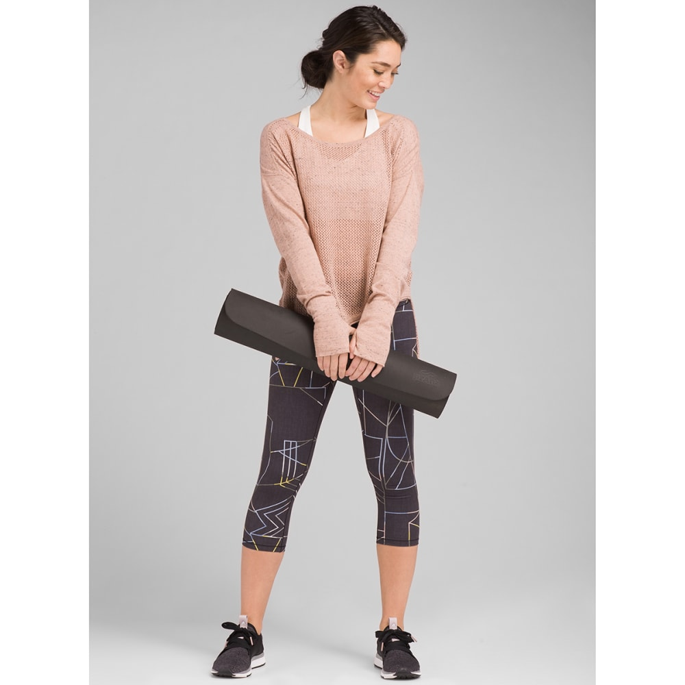 PRANA Women's Rosabella Sweater - CHAMPAGNE