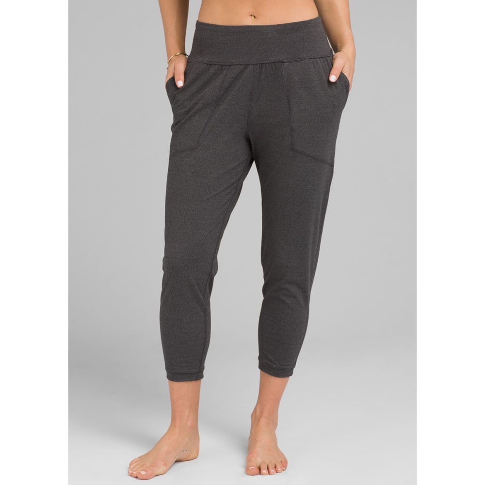 PRANA Women's Mahala Jogger - BLACK HEATHER