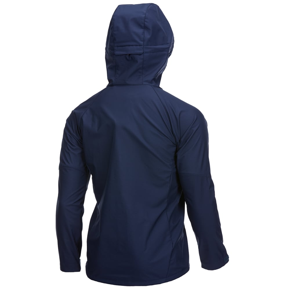 KARRIMOR Men's Arete Hooded Soft Shell Jacket - INDIGO