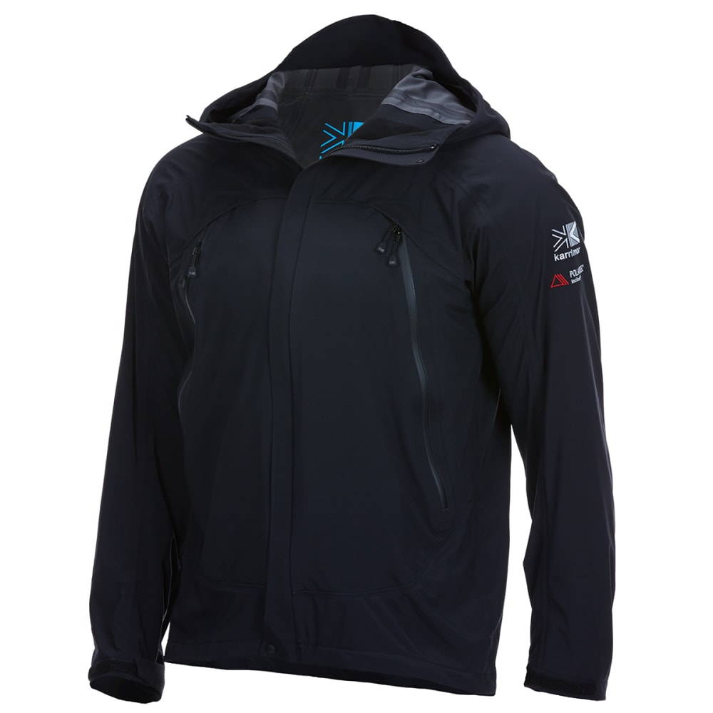 KARRIMOR Men's Boma NeoShell Shell Jacket - BLACK