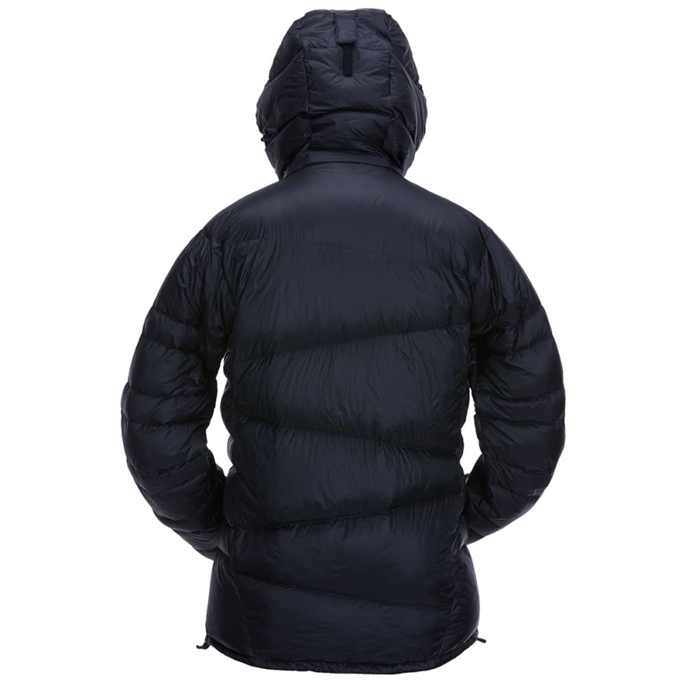 KARRIMOR Men's Featherlite Down Parka - BLACK