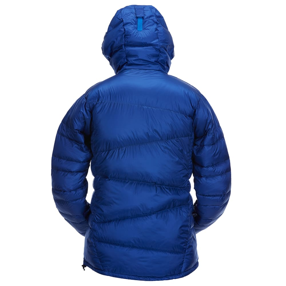 KARRIMOR Men's Featherlite Down Parka - BLUE