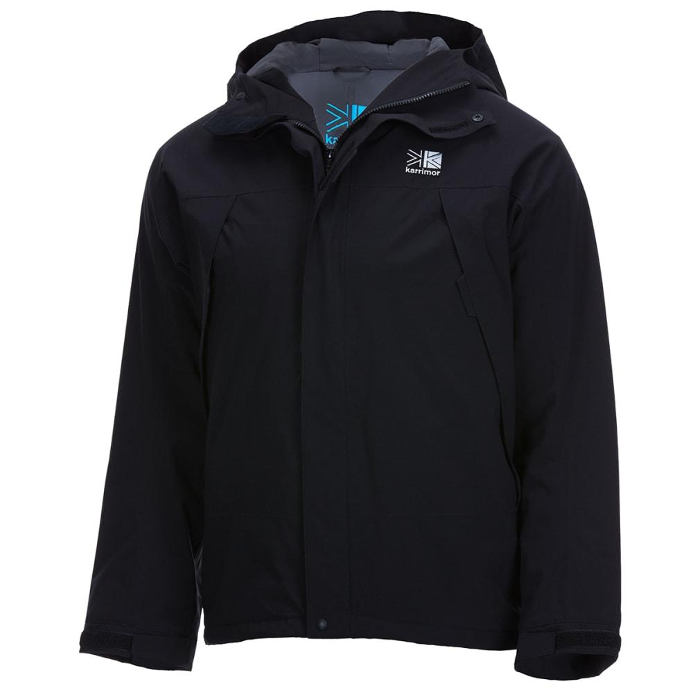 KARRIMOR Men's Glencoe Insulation Jacket - BLACK
