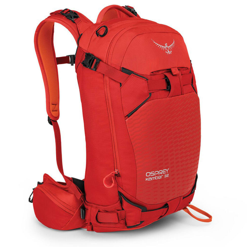 OSPREY Kamber 32 Pack - RIPCORD RED