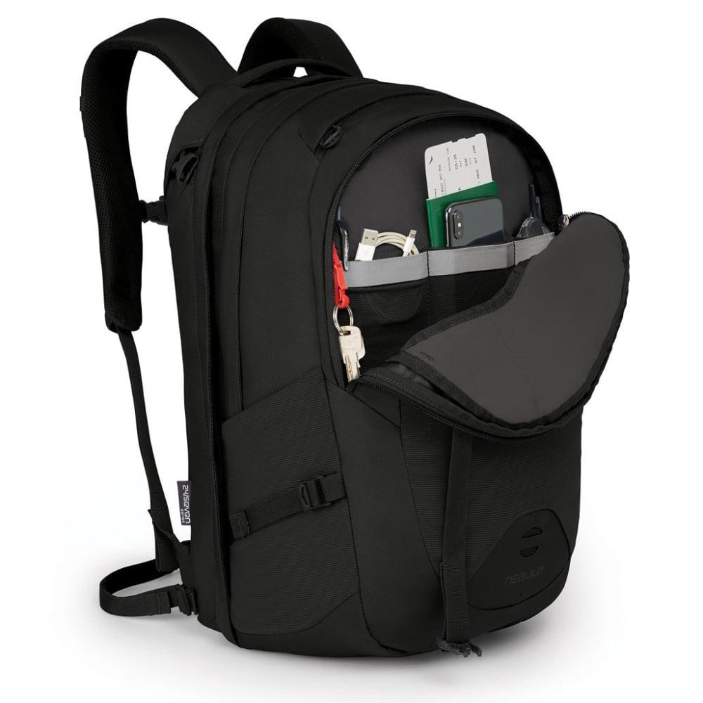 OSPREY Nebula Day Pack - BLACK