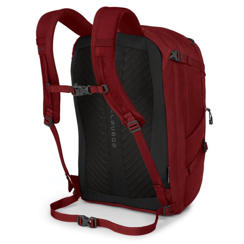 OSPREY Nebula Day Pack - RIVET RED