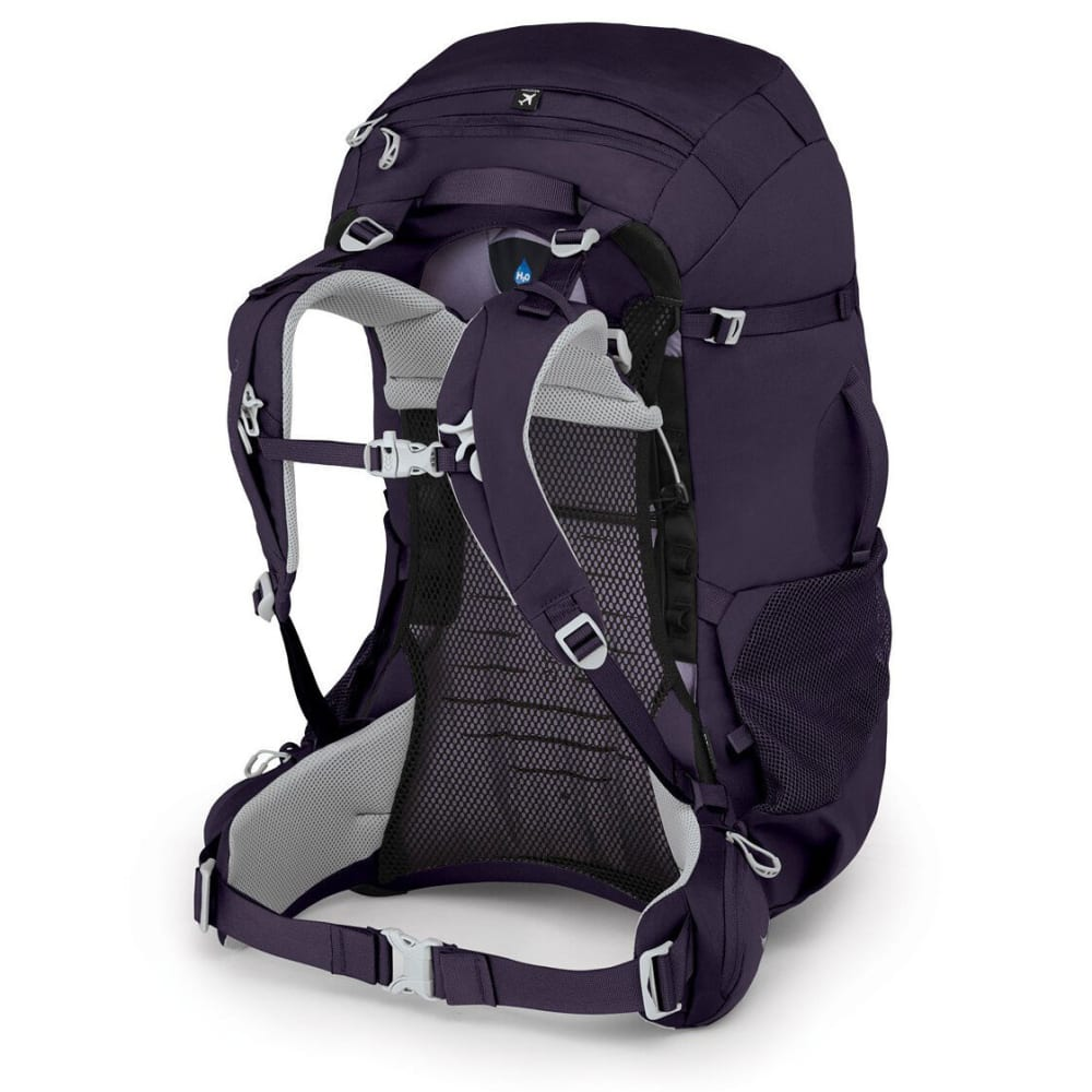 OSPREY Women's Fairview Trek 50L Backpack - AMULET PURPLE