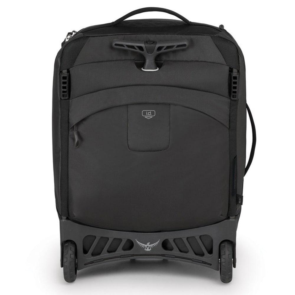 OSPREY Transporter Wheeled (33 Liter) Carry-On Bag - BLACK