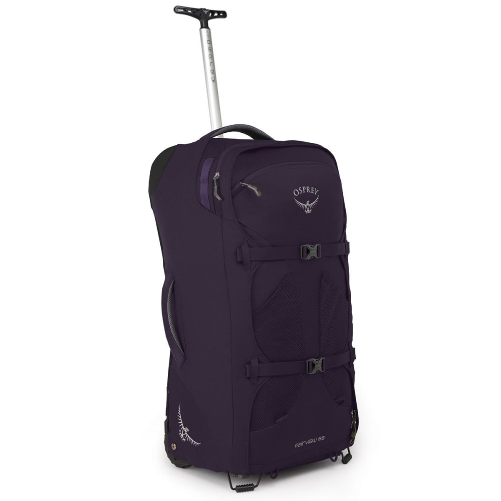 OSPREY Women's Fairview 65 Wheeled Travel Backpack NO SIZE