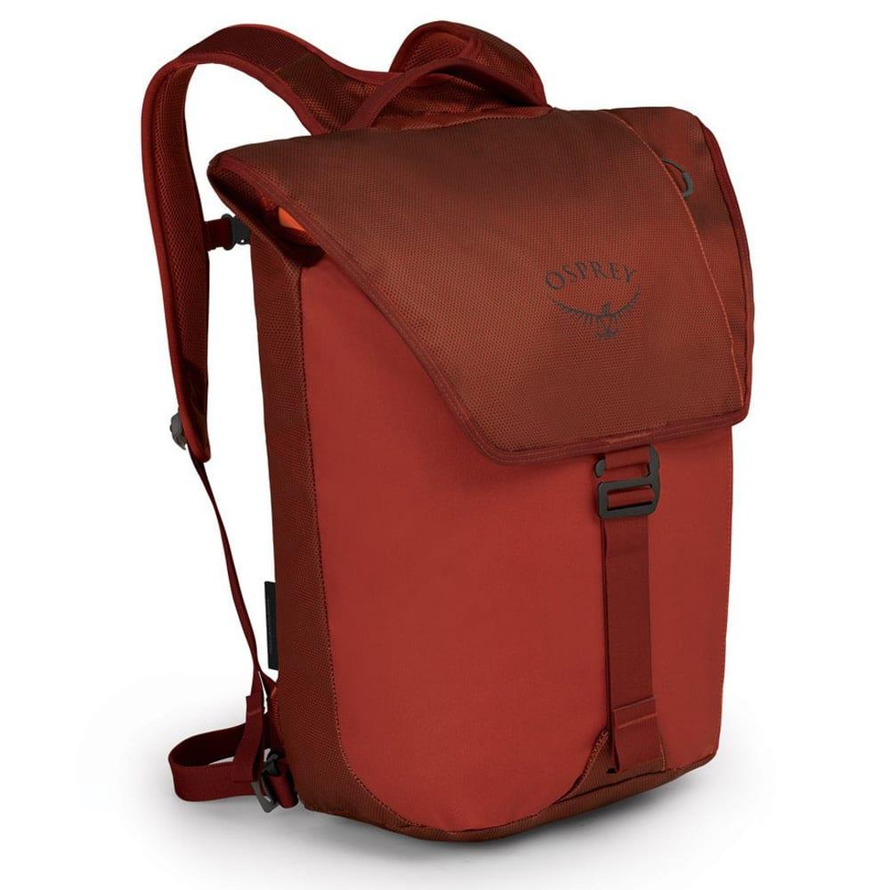 OSPREY Transporter Flap Backpack NO SIZE