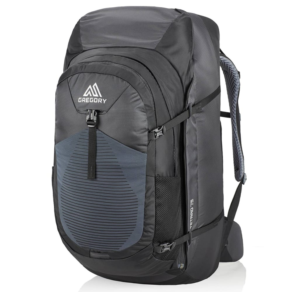GREGORY Men's Tetrad 75 Daypack - PIXEL BLACK
