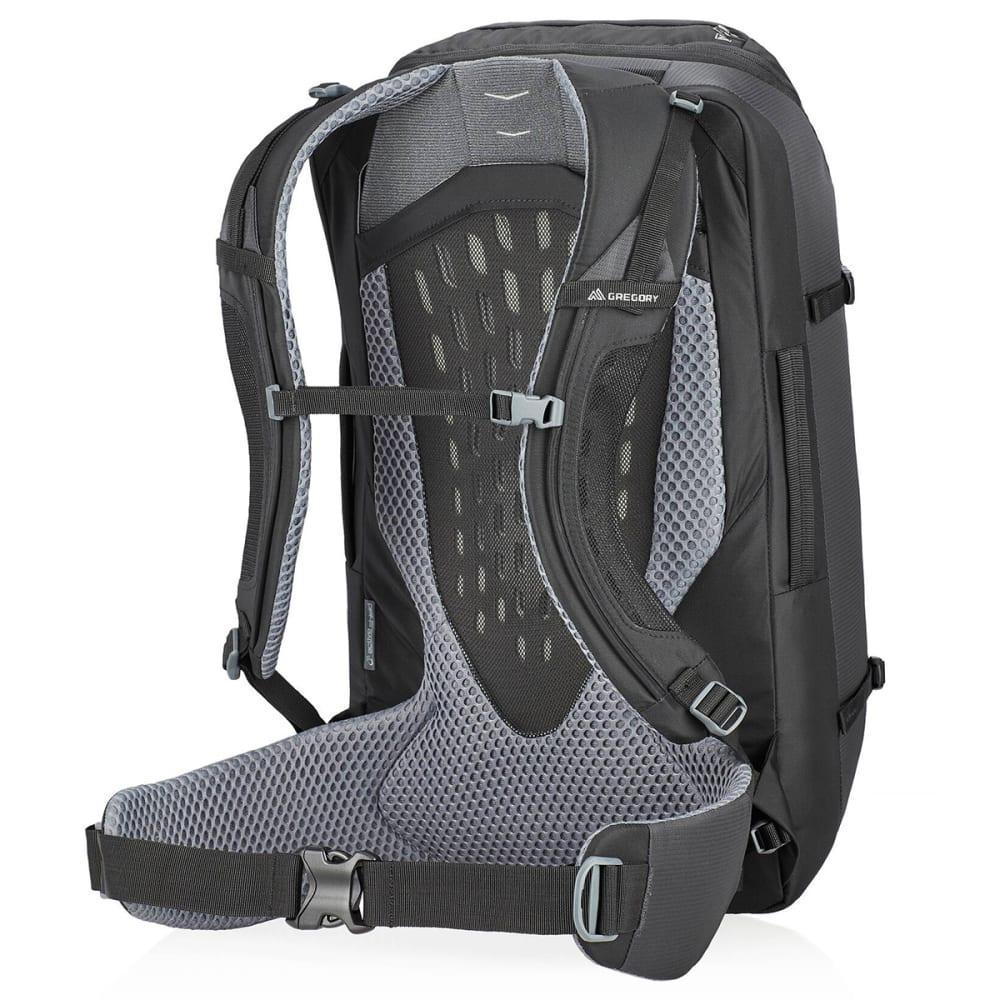 GREGORY Men's Tetrad 40 Travel Backpack - PIXEL BLACK
