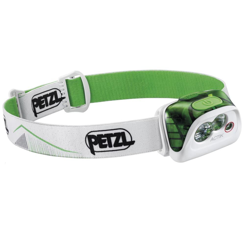 PETZL Actik Multi-Beam Headlamp - GREEN