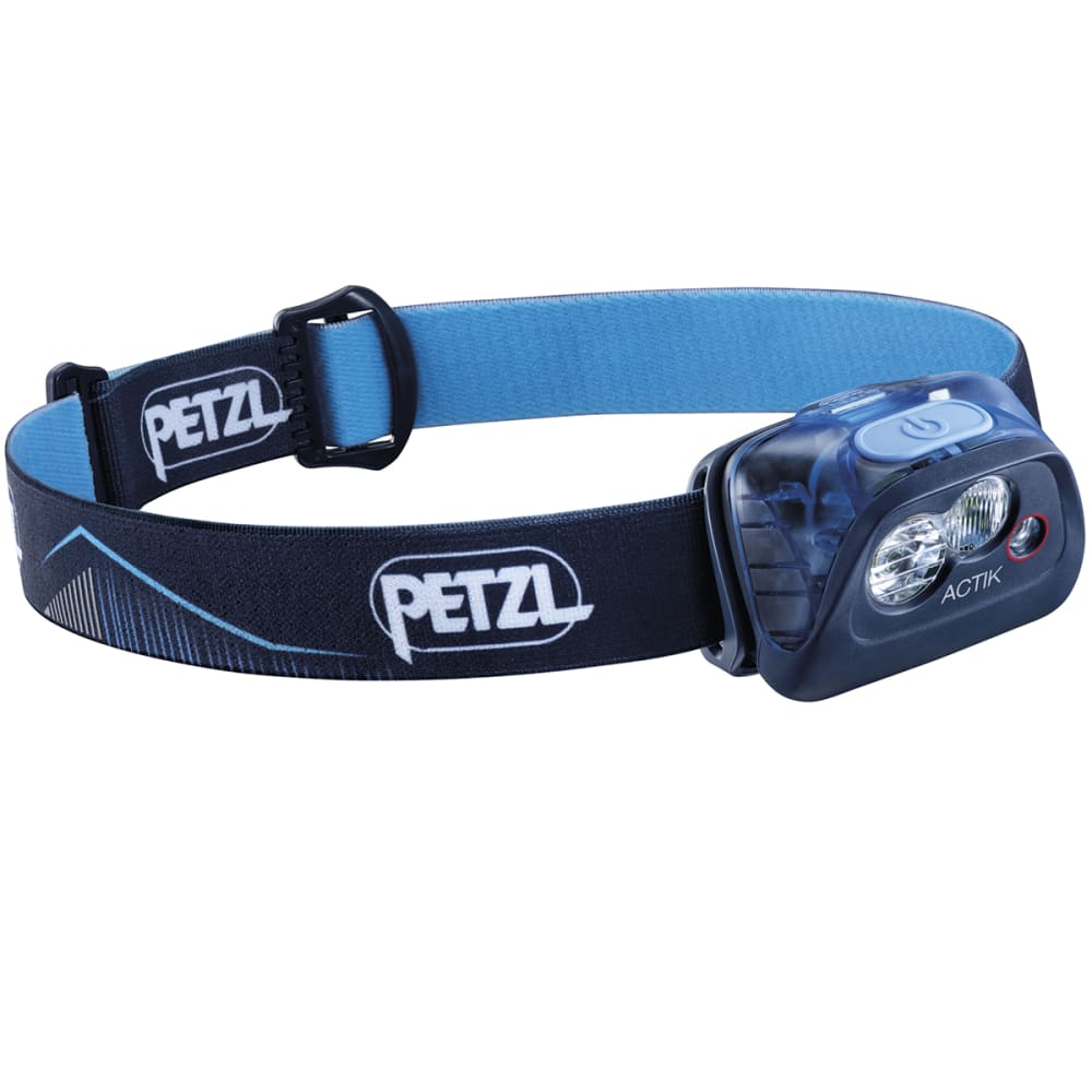 PETZL Actik Multi-Beam Headlamp - BLUE
