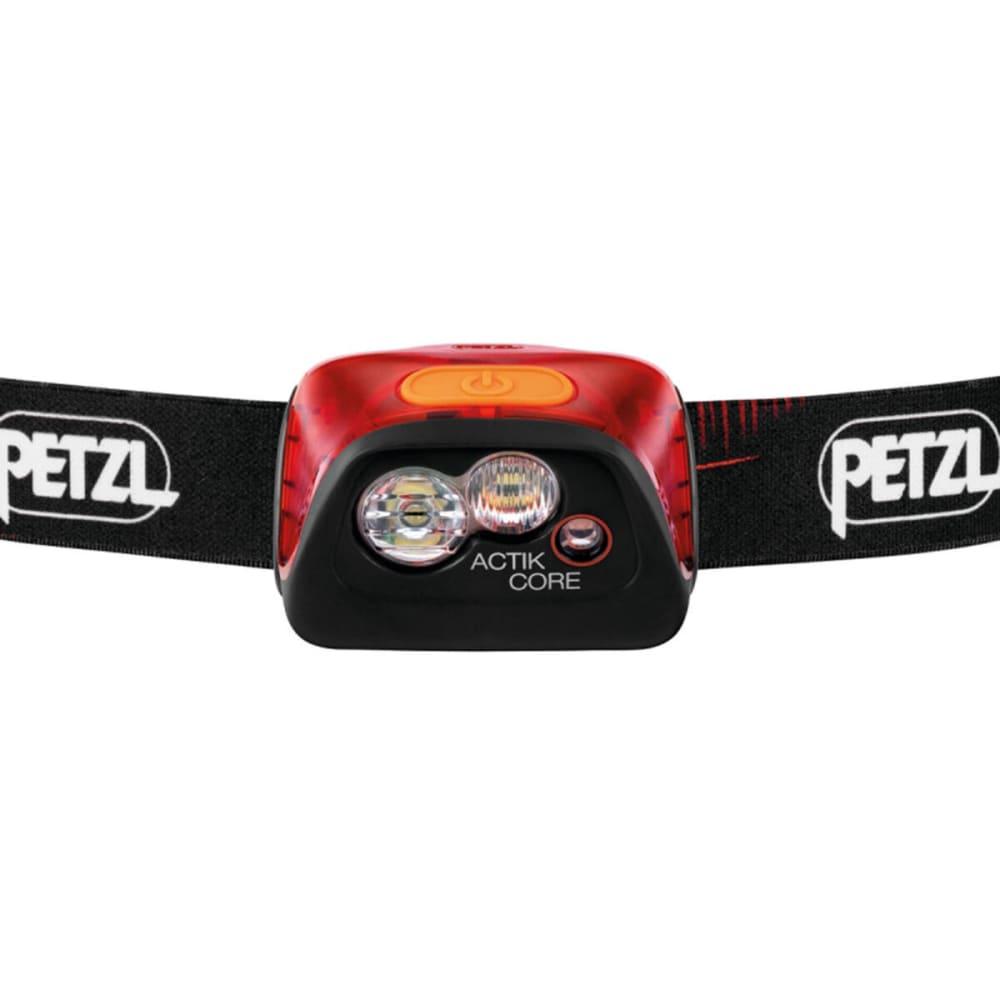 PETZL Actik Core Multi-Beam Headlamp - ORANGE