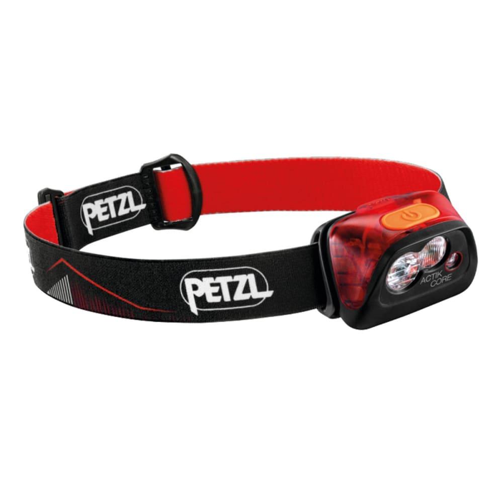 PETZL Actik Core Multi-Beam Headlamp NO SIZE