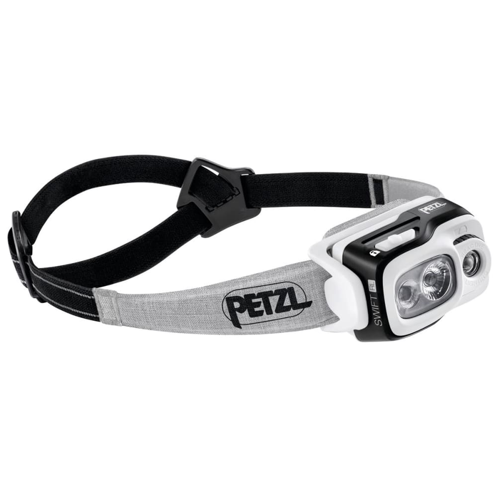 PETZL Swift RL Multi-Beam Headlamp - BLACK