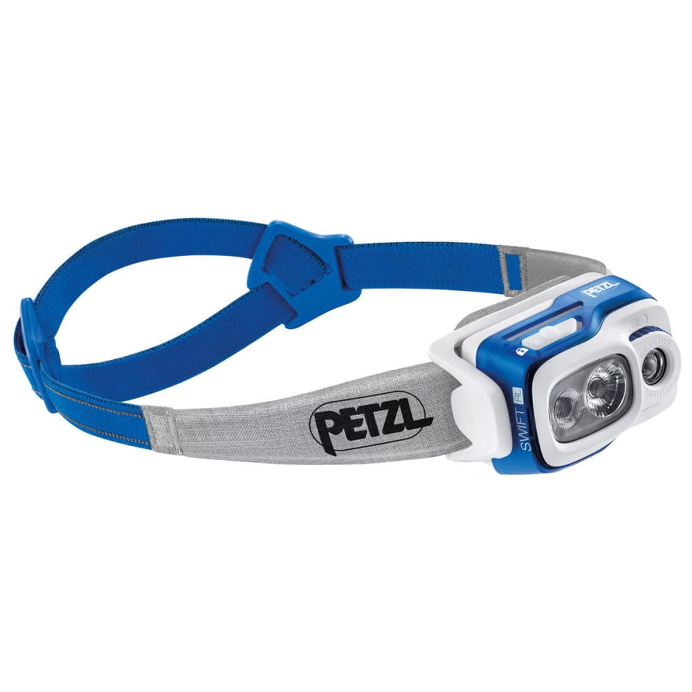 PETZL Swift RL Multi-Beam Headlamp NO SIZE