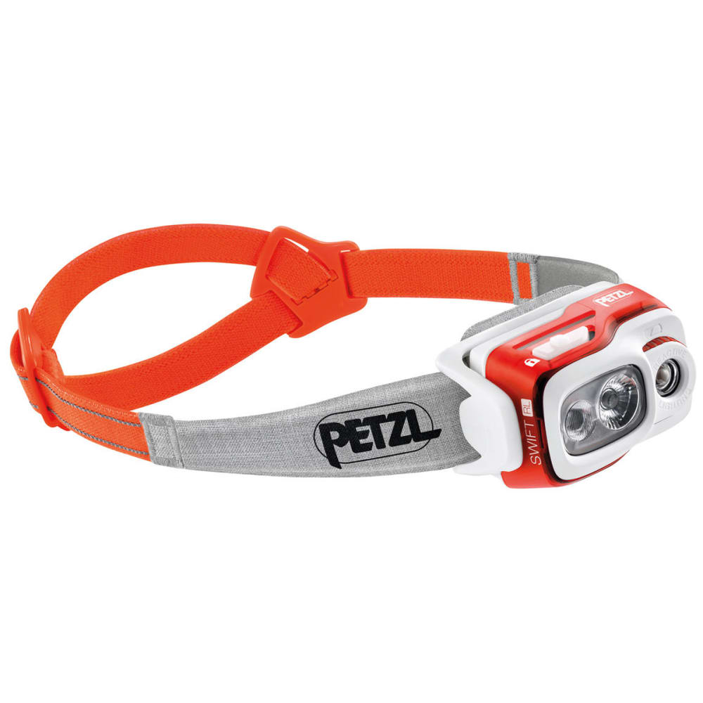 PETZL Swift RL Multi-Beam Headlamp - ORANGE