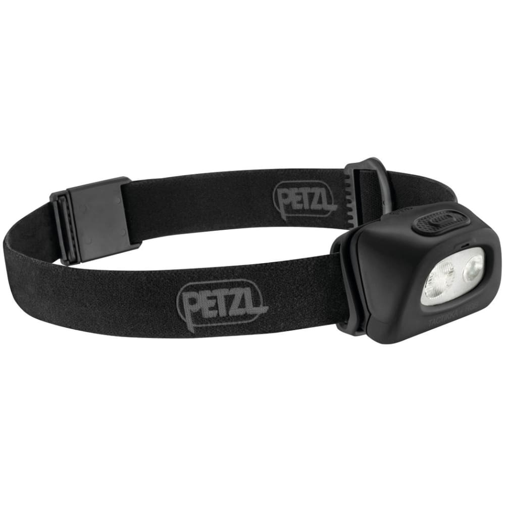 PETZL Tactikka +RGB Headlamp - BLACK