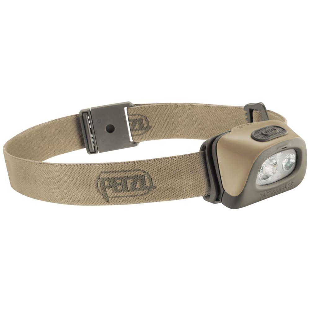 PETZL Tactikka +RGB Headlamp - DESERT
