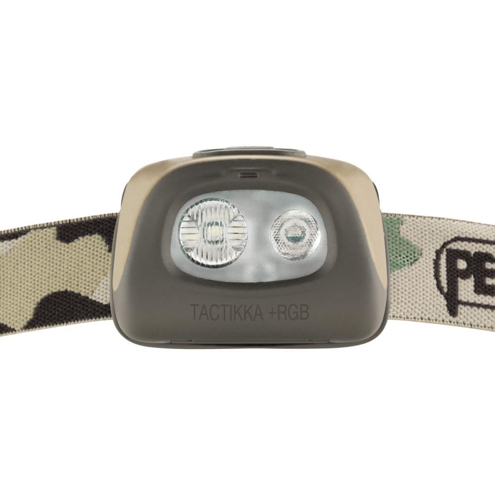 PETZL Tactikka +RGB Headlamp - CAMO