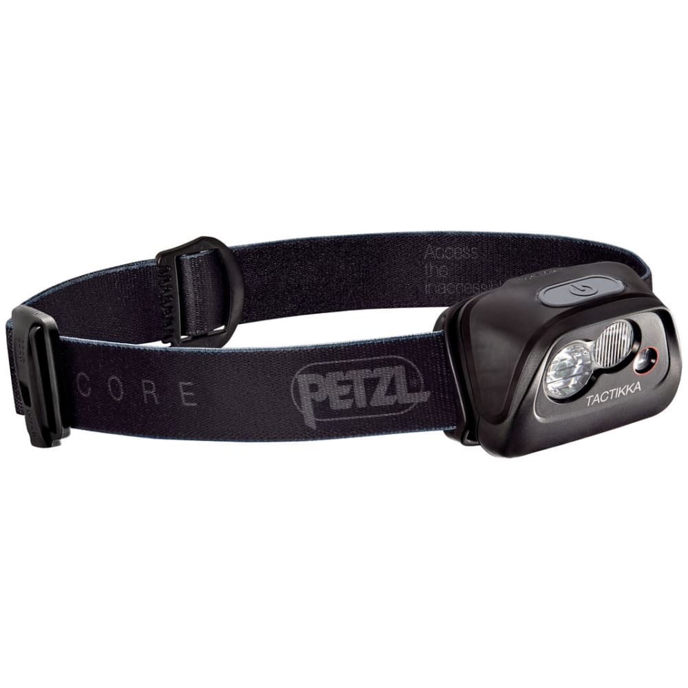 PETZL Tactikka Core Headlamp - BLACK
