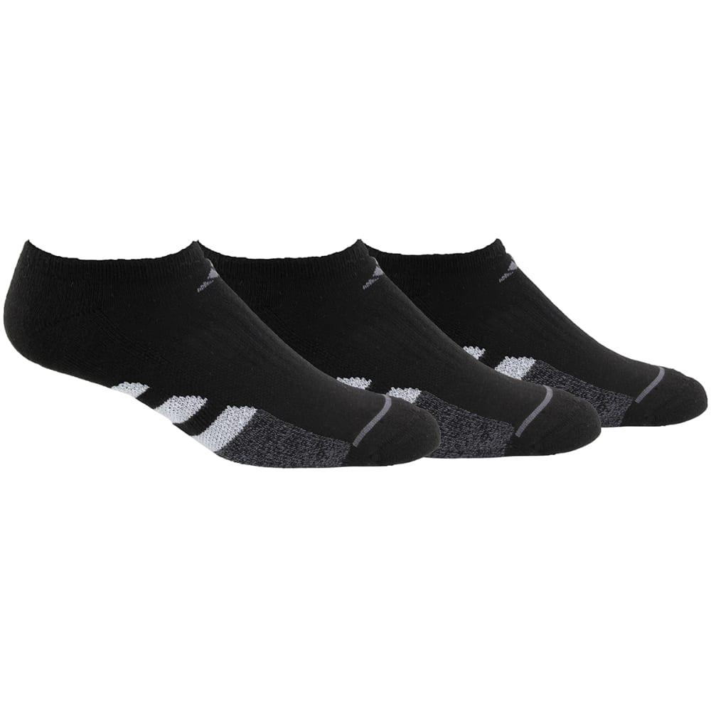 ADIDAS Women's No-Show Socks, 3-Pack M