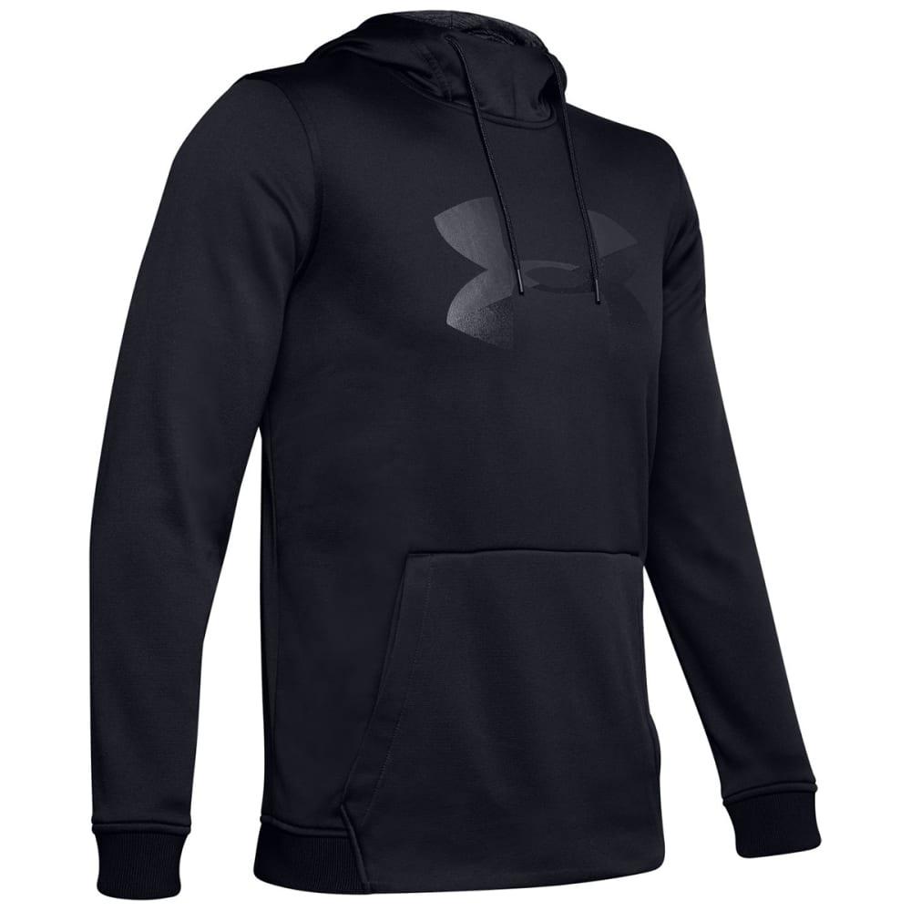 UNDER ARMOUR Men's Fleece UA Logo Graphic Pullover Hoodie M