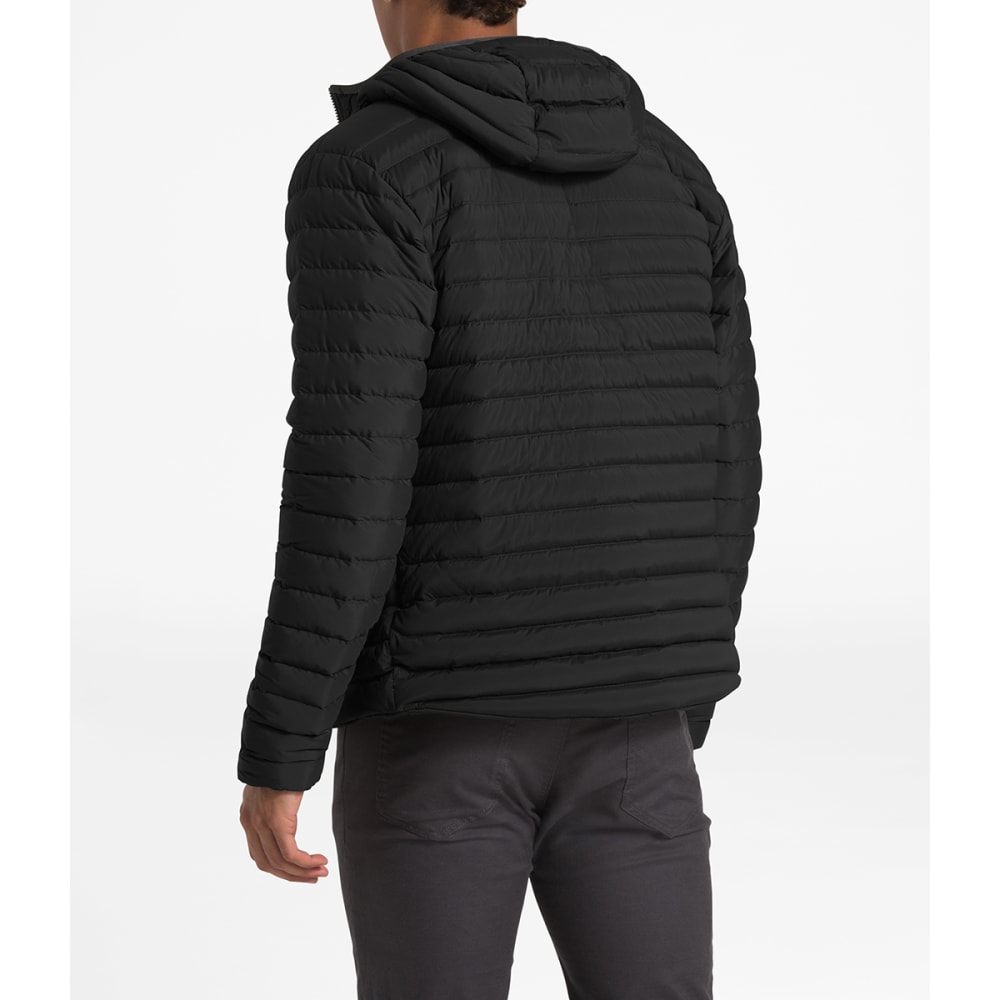 THE NORTH FACE Men's Stretch Down Hoodie - JK3 TNF BLACK