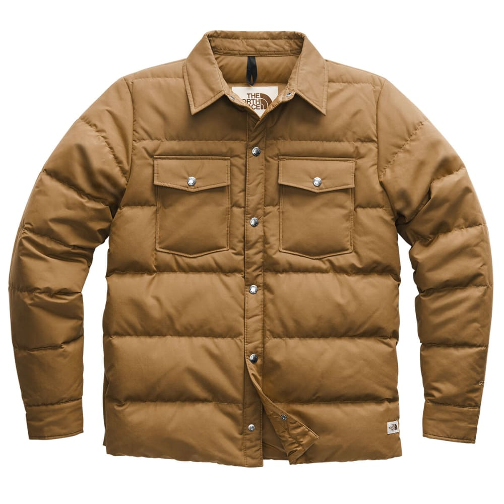 THE NORTH FACE Men's Down Sierra Snap Jacket L