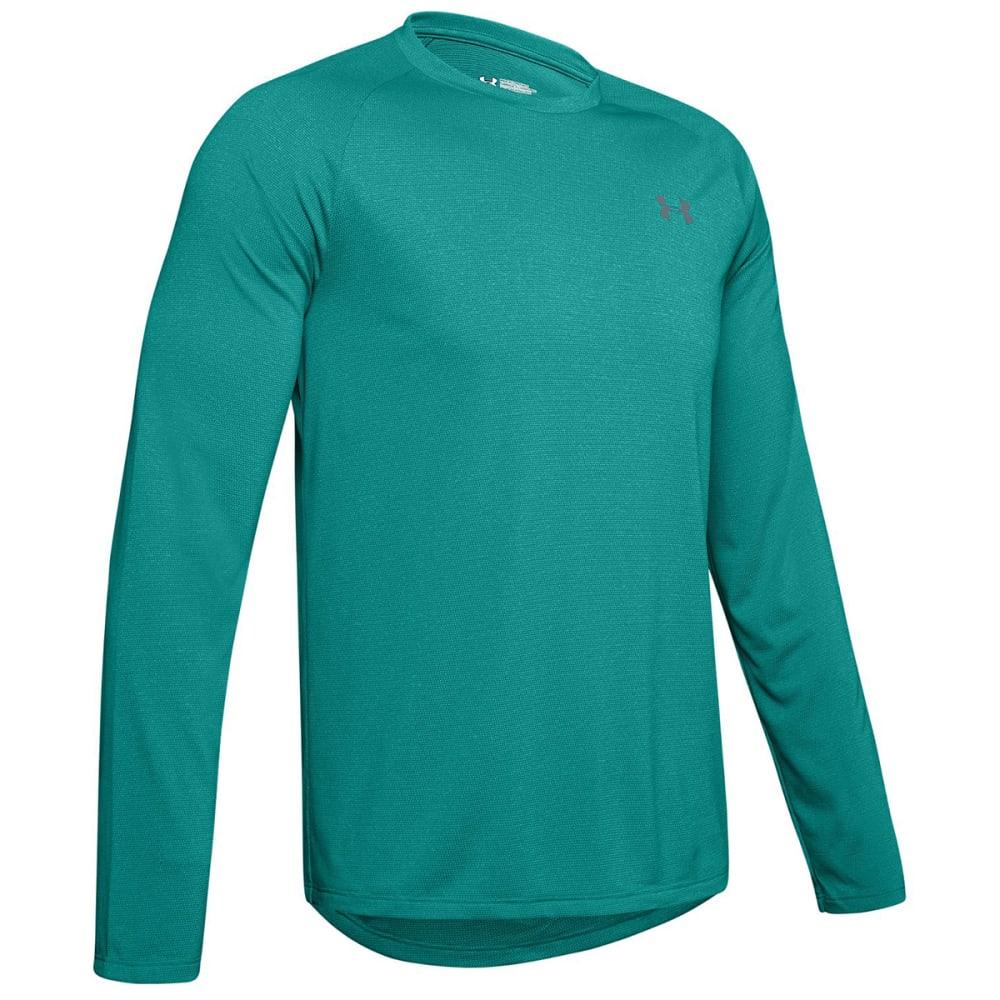 UNDER ARMOUR Men's Long-Sleeve Novelty Tech Shirt S